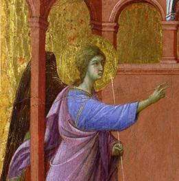 Duccio : La Maestà - conférence de la Saison 2020-2021 du Château de Germolles