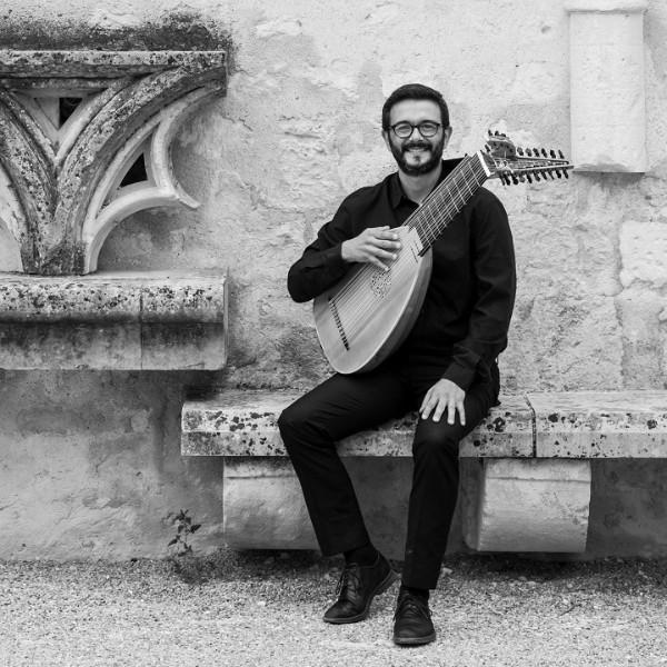 Saison Culturelle 2021-2022 du Château de Germolles : concert de Diego Salamanca